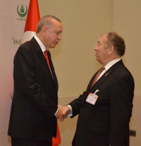 العسيلي: يوجد رغبة تركية أكيدة في تقديم الدعم السياسي والاقتصادي لفلسطين