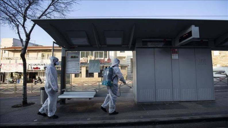40 اصابة جديدة بفايروس كورونا في الاردن ليرتفع عدد المصابين الى 212