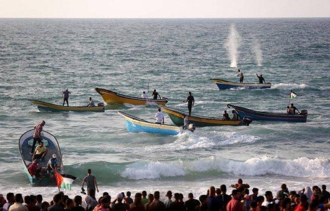 هيئة كسر الحصار تعلن انطلاق المسير البحري الـ23 شمال غزة