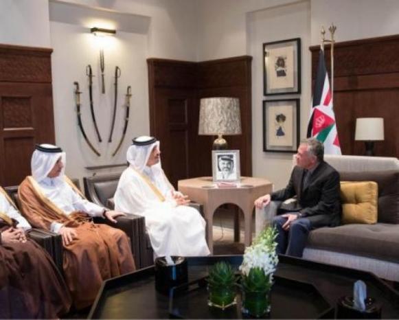 قطر تدعم الأردن بحزمة اقتصادية قيمتها نصف مليار دولار وتوفر 10 آلاف فرصة عمل