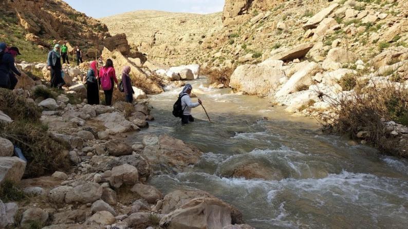 المسارات الشبابيـة في فلسطين... تعزيز للسياحة البيئيـة ودعم للمجتمعات المحلية