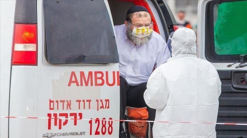 الصحة الإسرائيلية : 7527 إصابة جديدة بكورونا أمس
