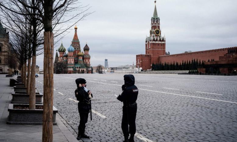 تراجع ملحوظ في عدد الإصابات الجديدة بفيروس كورونا في روسيا