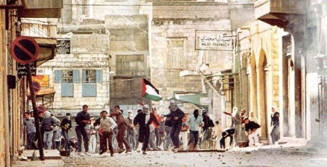 غدا الذكرى الـ 31 لاندلاع انتفاضة الحجارة