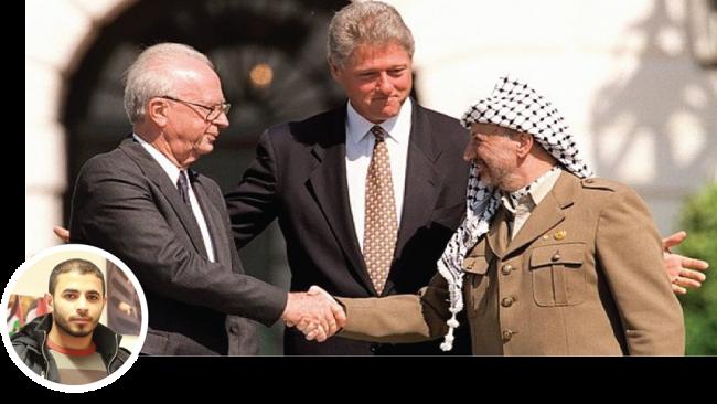 """""""لن أُعانق عرفات"""".. كواليس اتفاقية أوسلو والطريق نحو عصيان مدني"""