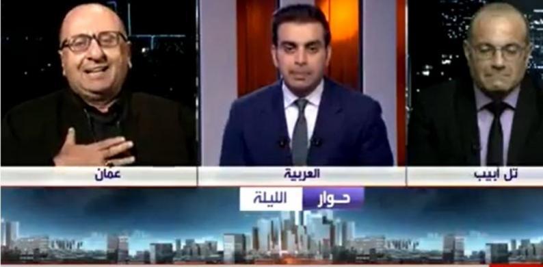 """شاهد   وزير أردني ينسحب على الهواء مباشرة: """"لا أُسجل على نفسي أني دخلت في حوار مع طرف إسرائيلي"""""""