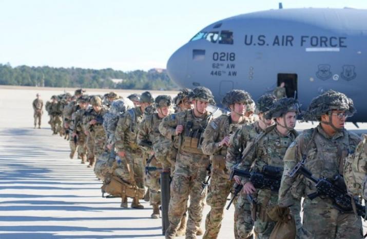 مقتل جنديين أمريكيين بهجوم مسلح على قاعدة عسكرية بولاية نورث داكوتا