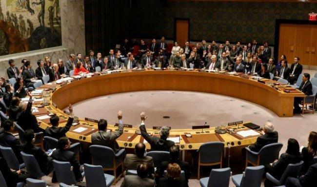 مجلس الأمن يعقد اليوم جلسة مفتوحة حول فلسطين