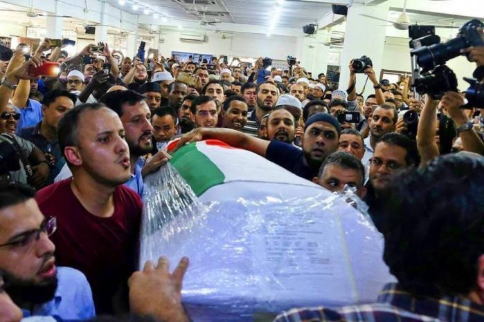 """""""الخارجية"""": الترتيبات جارية لنقل جثمان الشهيد ماهر أبو العين من تركيا إلى غزة"""