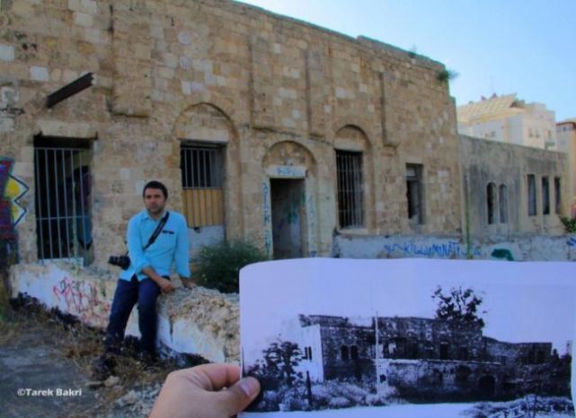 """""""كنا ومازلنا"""" توثيق بصري لتاريخ فلسطين"""