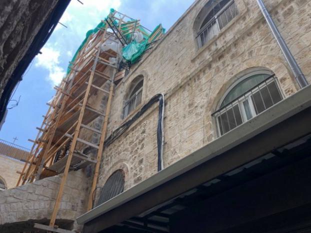 جامعة القدس تفتتح أضخم مشروع ترميم في البلدة القديمة بمدينة القدس
