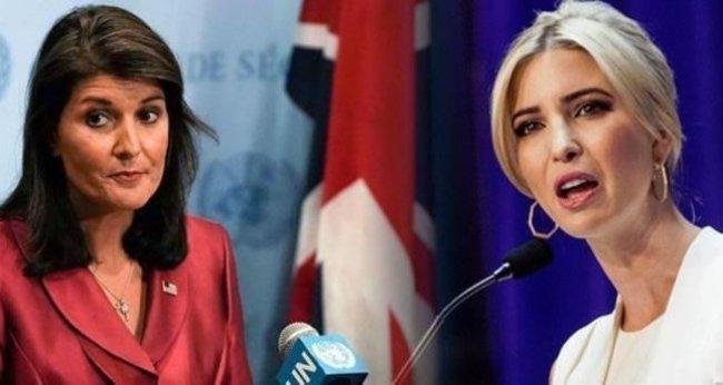 """""""فايننشال تايمز"""": ايفانكا وهايلي مرشحتان لرئاسة البنك الدولي"""