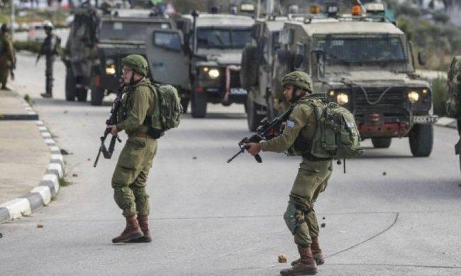 قوات الاحتلال تقتحم قرية الولجة غرب بيت لحم
