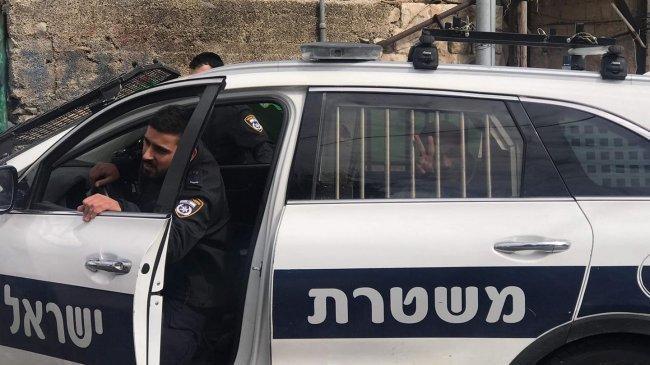 فيديو| الاحتلال يعتقل مقدسيين أحدهم فتى