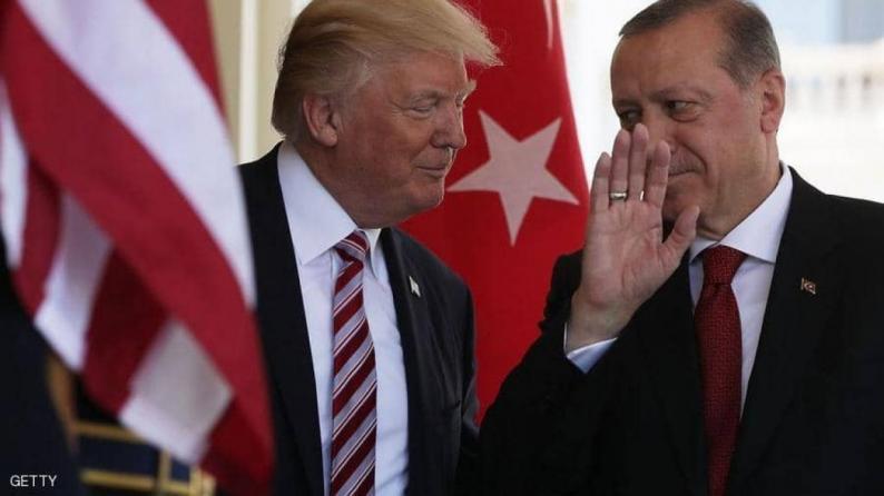 ترامب: شن عملية عسكرية في سوريا فكرة سيئة