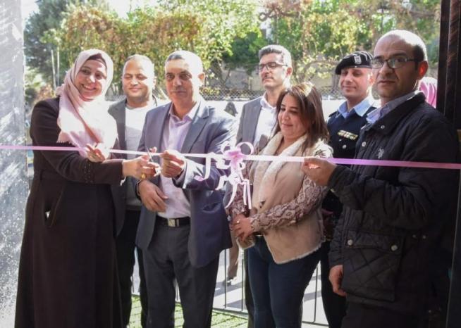 تجمع بيت لقيا يحتفل بافتتاح مركز تأهيل ذوي الإعاقة