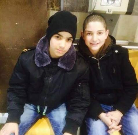 الاحتلال يحاكم الطفولة.. شادي وأحمد يكبران في الزنزانة
