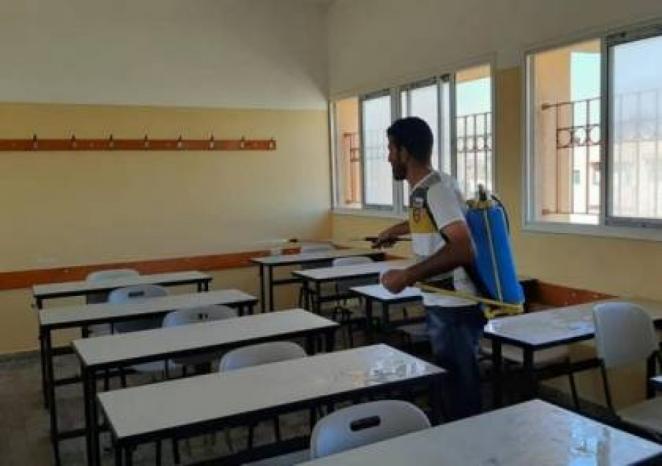 """إغلاق عدد من المدارس والشعب الصفية في بيت لحم بسبب """"كورونا"""""""