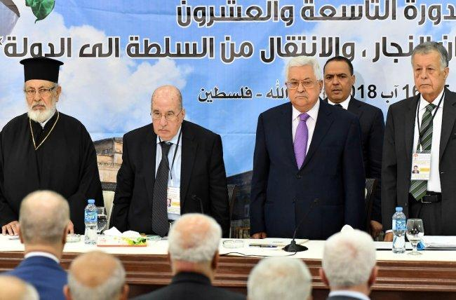 """""""الديمقراطية"""": تصريحات أيزنكوت تؤكد مدى صحة وأهمية تنفيذ قرارات المجلسين المركزي والوطني"""
