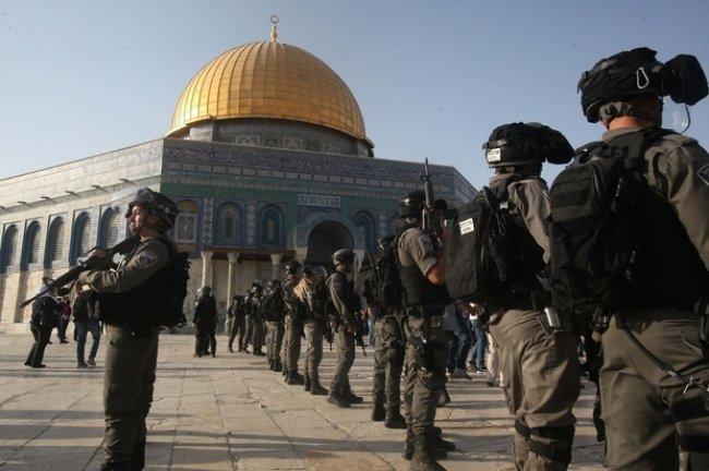الاحتلال يواصل التطهير العرقي في القدس بدعم امريكي