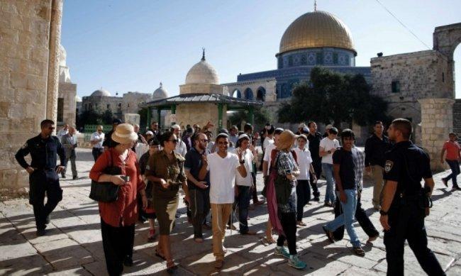 47 مستوطنا يقتحمون المسجد الأقصى