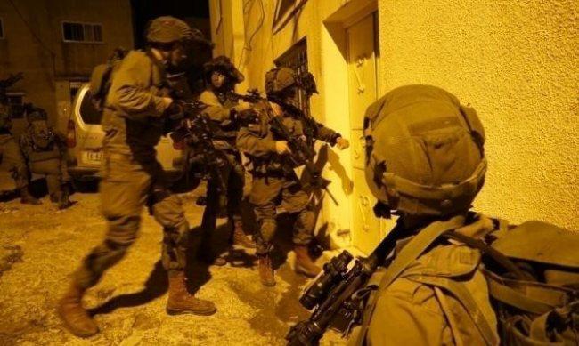 الاحتلال يشن حملة مداهمات في الضفة