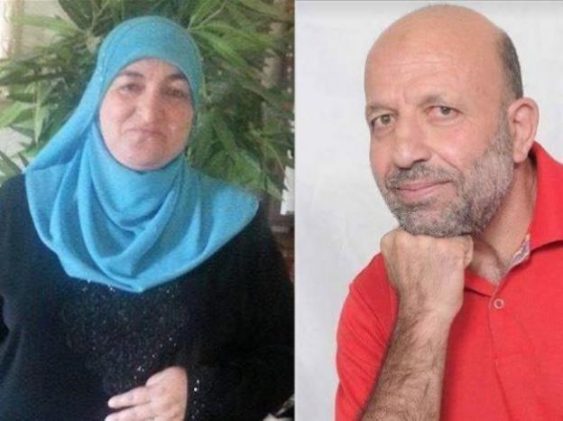 زوجة الأسير صالح دار موسى.. الموت يغيب تغريد بعد أن احتفلت بتخرج ابنتها وطن من جامعة بيرزيت