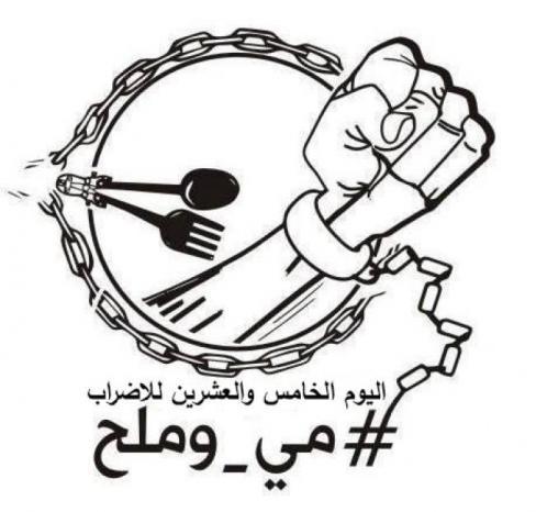 إضراب الأسرى في يومه الـ25 وسط يوم غضب شعبي