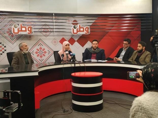 فيديو| سهى جبارة: خلال اعتقالي لدى الأجهزة الأمنية تعرضت لأنواع تعذيب قاسية