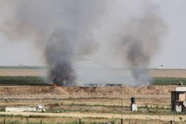 """الاعلام العبري: اطلاق الرصاص من غزة على مستوطنة """"سديروت"""""""