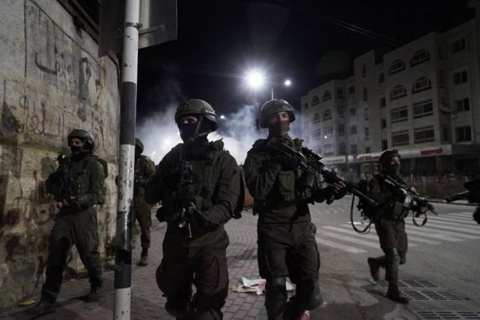 حملة مداهمات واعتقالات لجيش الاحتلال في الضفة