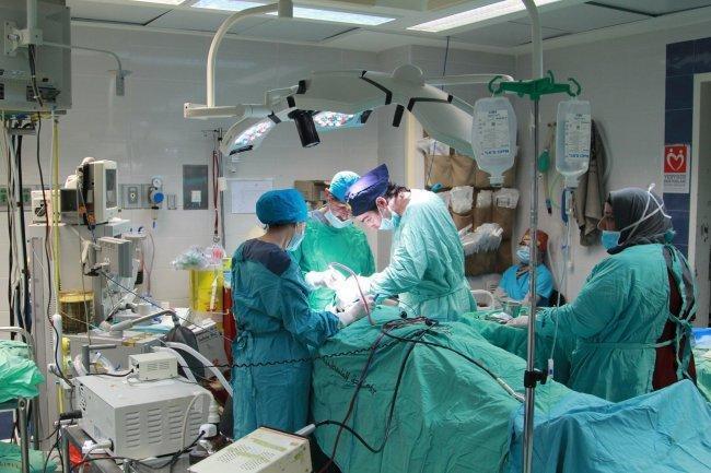 يومياً في نيسان: 110 ولادات و215 جراحة و2916 مراجعاً للطوارئ بالمشافي الحكومية