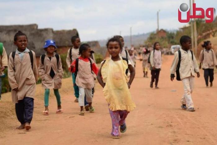 منظمتان دوليتان: أكثر من نصف مليون طفل مدغشقريّ يواجهون سوء تغذية شديد جرّاء الجفاف