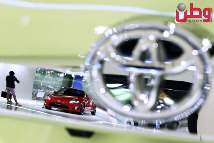 """""""تويوتا"""" تحافظ على عرش شركات السيارات الأكثر مبيعاً عالمياً"""