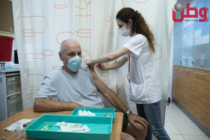 """وزارة صحة الاحتلال: الجرعة الثالثة من اللقاح متاحة لجميع """"الإسرائيليين"""""""