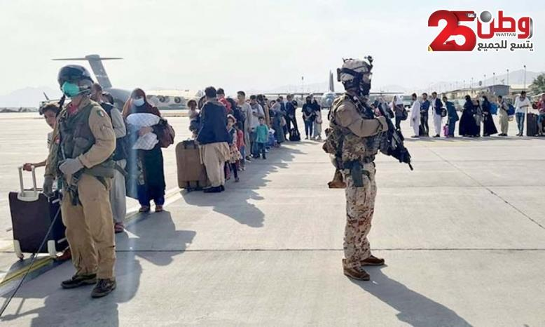 الهروب الأمريكي من أفغانستان