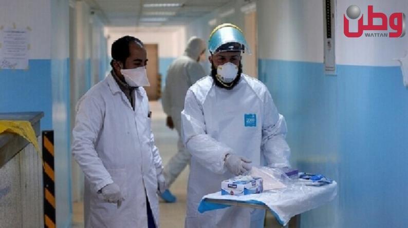 9 وفيات و1086 إصابة جديدة بفيروس كورونا في الاردن