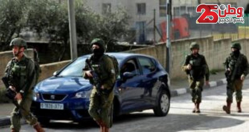الاحتلال يعتقل سيدة ويعتدي على موظف في هيئة مقاومة الجدار والاستيطان في بيت لحم