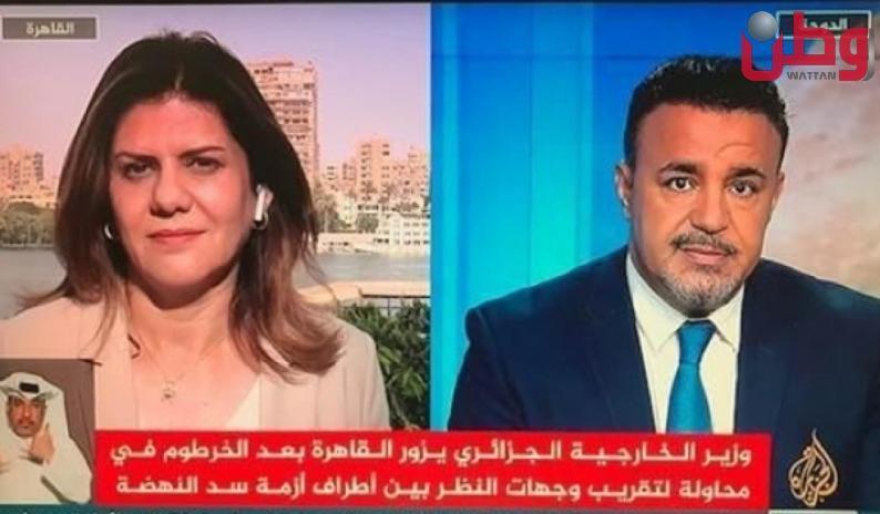قناة الجزيرة القطرية تعود للبث من القاهرة لأول مرة منذ سنوات وتوفد شيرين ابو عاقلة مراسلة لها في مصر