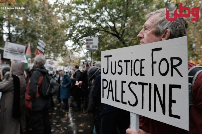 انصار منظمة استيطانية يعتدون على متضامنين مع فلسطين في كاليفورنيا