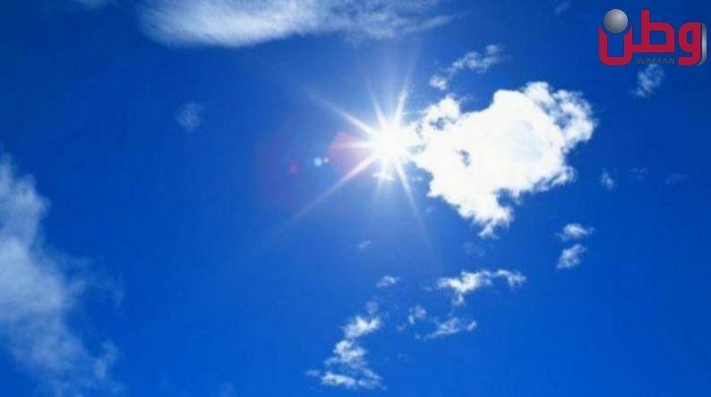 أجواء حارة نسبيا اليوم