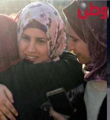 قوات الاحتلال تسلم جثمان الشهيدة ابتسام كعابنه عصر اليوم