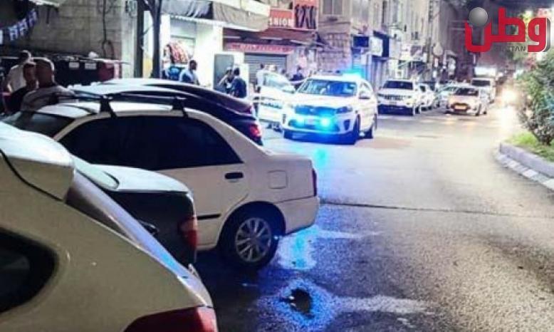 إصابة خطيرة بجريمة إطلاق نار في الناصرة