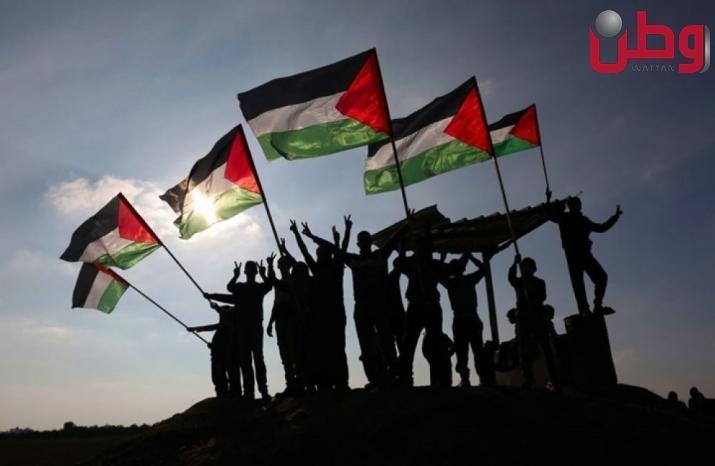 العدالة هي أساس الدولة الفلسطينية