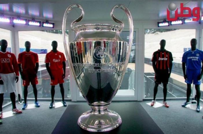 انطلاق مباريات دوري أبطال أوروبا