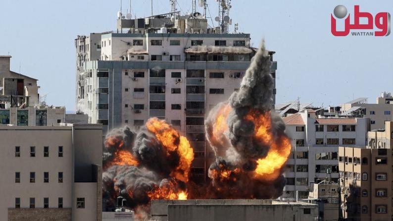 """119 مؤسسة أميركية ودولية تدعو لوقف تسليم أسلحة لـ""""إسرائيل"""""""