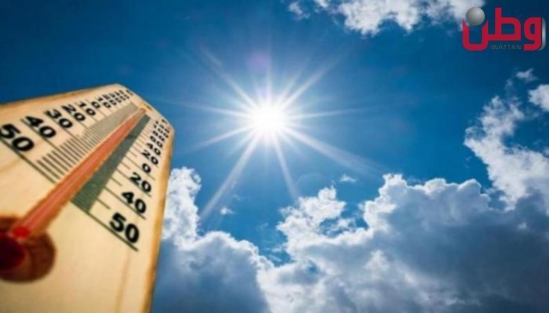 أجواء حارة ولا تغير يُذكر على درجات الحرارة
