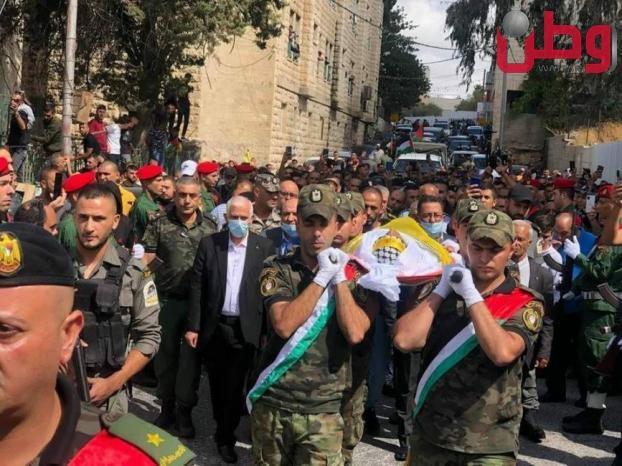 أهالي بيت لحم يشيعون الأسير المحرر حسين مسالمة وسط إضراب شامل يعمّ المحافظة