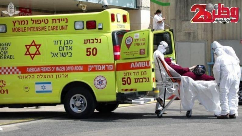 515 إصابة جديدة بكورونا في دولة الاحتلال