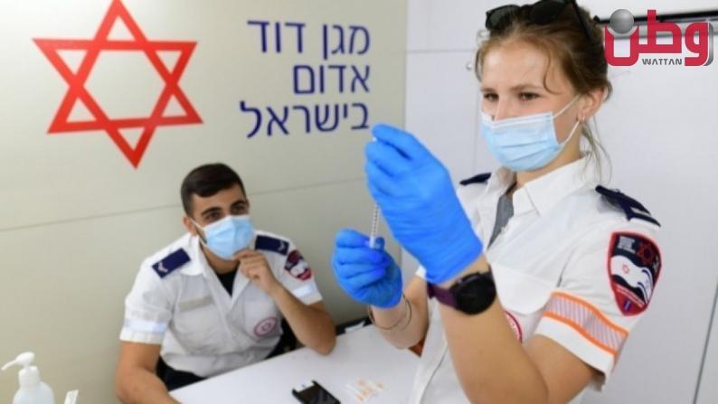 """وزارة الصحة """"الإسرائيلية"""" : تسجيل 1,336 إصابة جديدة بكورونا خلال اليوم الأخير، وارتفاع الحالات الخطيرة إلى 72"""